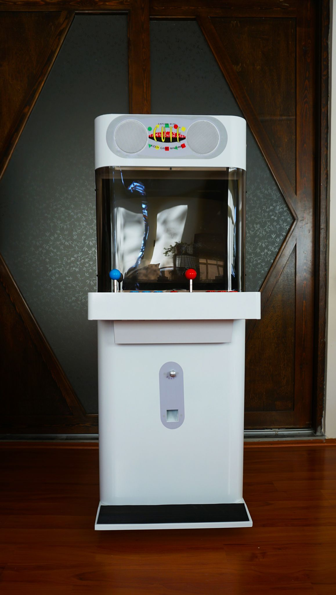 Capcom Mini Cute Reproduction Cabinet (Pre-Order Deposit